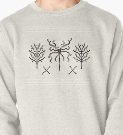 Knitted Slenderman Pullover
