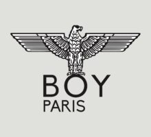 BOY PARIS by miiky