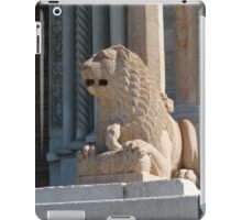 Door guard iPad Case/Skin