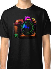 Camera pop art Classic T-Shirt