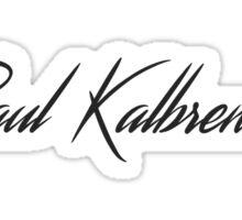 Paul Kalbrenner Sticker