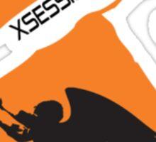 BMX II Sticker