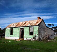 Old Australian  by Stephen Mitchell