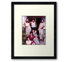 Da Clan!  Framed Print