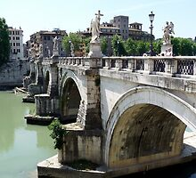 Ponte Sant´Angelo by HELUA