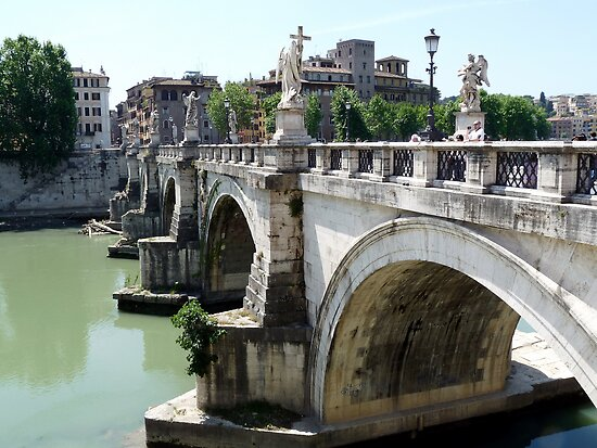 Ponte Sant´Angelo by HELUA