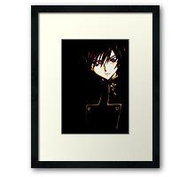 Prince Genius Framed Print