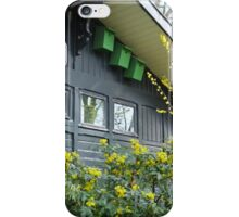 Bird boxes iPhone Case/Skin