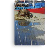 Stanley Dock Metal Print