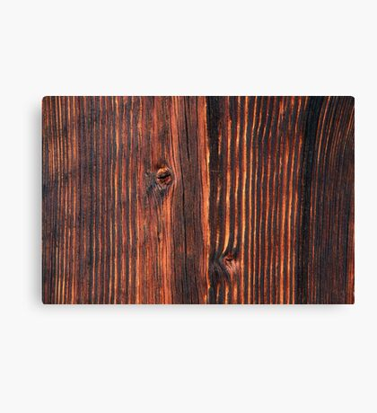Wood texture Canvas Print