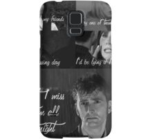 The Light Behind Your Eyes: Doctor Who Samsung Galaxy Case/Skin