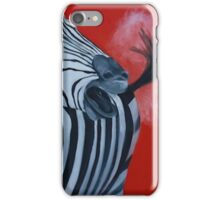 Zebra Breath Phone|Tablet Cases & Skins iPhone Case/Skin