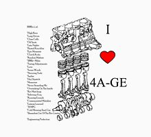 4A-GE Love Unisex T-Shirt