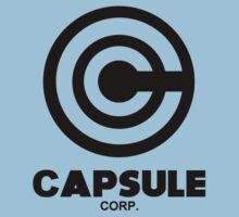 Capsule Corp. - DBZ Cosplay - History of Trunks Kids Clothes