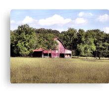 """'My Home away from Home'"",said the Farmer""... prints and products Canvas Print"