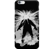 Man is the warmest place to hide ... iPhone Case/Skin