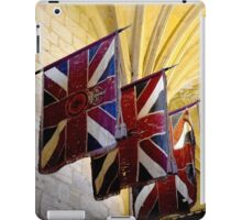 Dorsetshire Regimental Colours iPad Case/Skin
