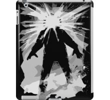 Man is the warmest place to hide ... iPad Case/Skin
