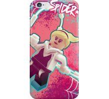 LEGO Spider-Gwen iPhone Case/Skin