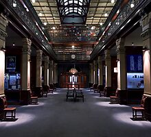Mortlock Library - Lower Level. by SD Smart