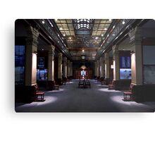 Mortlock Library - Lower Level. Metal Print