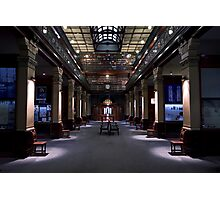 Mortlock Library - Lower Level. Photographic Print