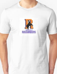 Roosevelt Rough Riders Washington, DC Unisex T-Shirt