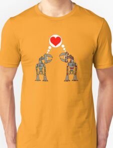 Robot Love T-Shirt