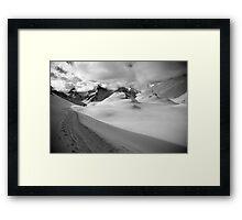 formazza valley Framed Print