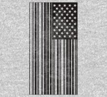 Barcode Flag by hypetees