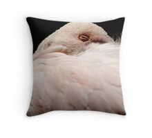 Old Man Greater Throw Pillow