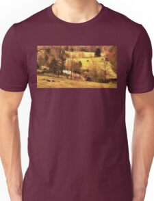 """A Creek Runs Through It""... prints and products Unisex T-Shirt"