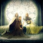 Light Elves by Oihane Molinero