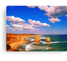 The Twelve Apostles, Great Ocean Road Canvas Print