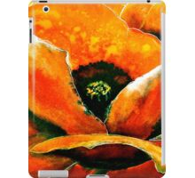 The Poppy Journals...Red... iPad Case/Skin