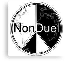 NonDuel.com  Canvas Print