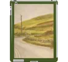 Ireland: Country Crossroad iPad Case/Skin