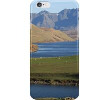 Gesto Bay and The Cuillins iPhone Case/Skin