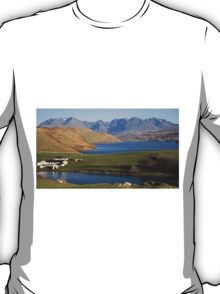 Gesto Bay and The Cuillins T-Shirt