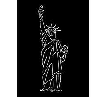 Staue of Liberty Photographic Print