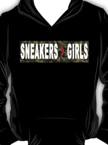 SNEAKERS ADDICT T-Shirt