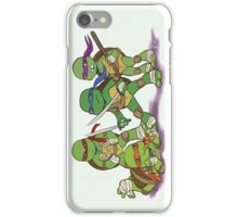 Little Mutant Ninja Turtles iPhone Case/Skin