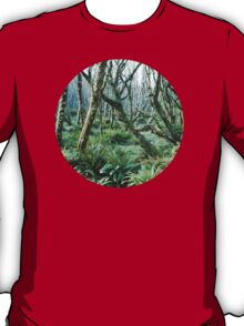 In The Forest At Cape Lookout T-Shirt