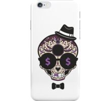 Sugar Abstract Skull  iPhone Case/Skin