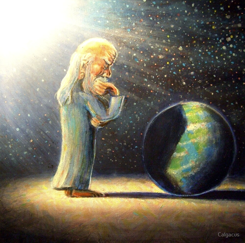 THE ATHEIST by Calgacus