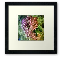 Pretty In Paint 3 Framed Print