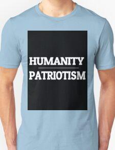 Humanity over Patriotism T-Shirt
