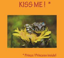 Kiss Me by seawhisper