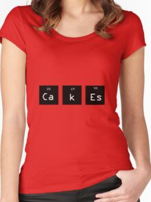 Baking Elements Women's Fitted Scoop T-Shirt
