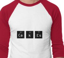 Baking Elements Men's Baseball ¾ T-Shirt